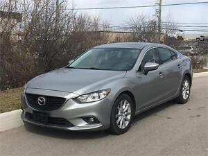 2014 Mazda Mazda6 TECH PKG|NAV|BACK UP CAM|BLIND SPOT ASSIST