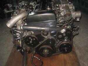 93 97 TOYOTA ARISTO GS300 SC300 2JZ GTTE ENGINE JDM 2JZ-GTTE