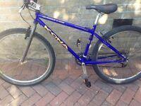 Kona Cindercone 1997 Retro XC Mountain Bike 16 Inch Frame