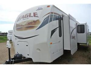 2012 Eagle 308 RETS Rear Entertainment Winter Pack Call Mike
