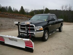 2010 Dodge Power Ram 2500 HD Crew Cab  w/PLOW & More $22 500 OBO