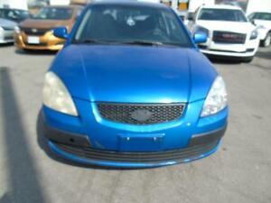 2008 KIA RIO MANUAL WITH AIR CERTIFED AND ETESTED