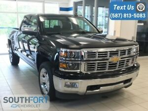 2015 Chevrolet Silverado 1500 LTZ NAV|Leather|5.3L V8