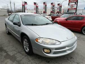 2001 Chrysler Intrepid ES, AUTO, MAGS, ONLY 94574 KM, A/C, 3.2L