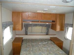 2003 Jayco Kiwi Too 26S Ultra Lite Travel Trailer with Slideout Stratford Kitchener Area image 6