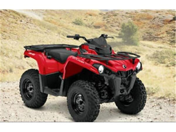 Used 2015 Can-Am 450L