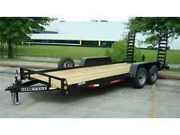 NEW 2015 EQUIPMENT TRAILER GATOR GT-XT 82'' x16'--10 000pounds