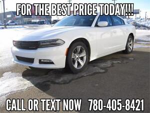 2015 Dodge Charger SXT - DRIVE HOME TODAY! $153 Bi-Weekly