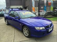 2005 Holden Crewman VZ S 4 Speed Automatic Brooklyn Brimbank Area Preview