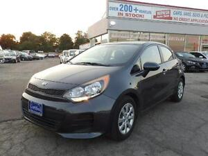 2016 Kia Rio LX GDI BLUETOOTH  UNDER MANUFACTURE WARRANTY