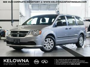 2014 Dodge Grand Caravan SE w/3rd-Row Stow 'n Go