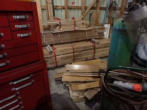USED PREFINISHED OAK FLOORING (last chance $500.00)