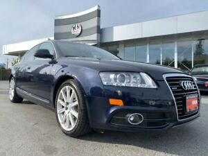 2011 Audi A6 3.0 Super-Charged Progressiv Quattro AWD S-LINE