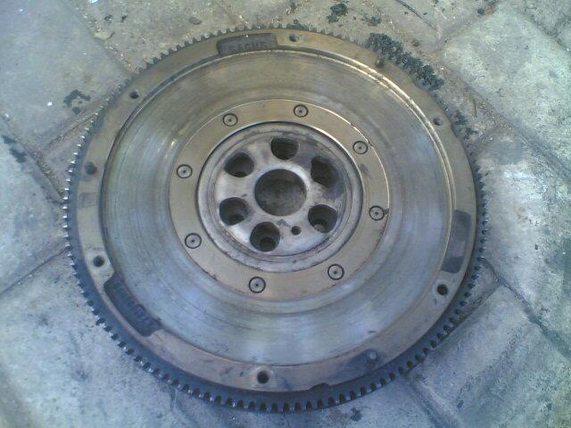 polo 1.9 tdi dual mass flywheel