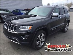 Jeep Grand Cherokee Limited 4x4 Navigation Cuir Toit Ouvrant MAG