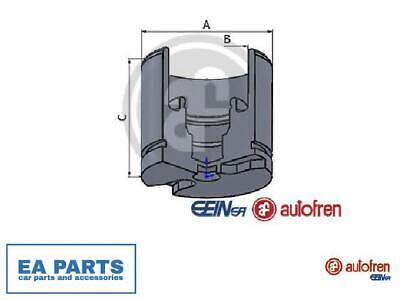 Piston, brake caliper for CITROËN AUTOFREN SEINSA D025256