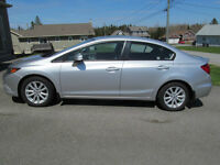 2012 Honda Civic EX Sedan - Excellent Condition