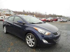 LEATHER! GPS! 2011 MOST BEAUTIFUL ELANTRA LIMITED ,GPS NAVI,!!!