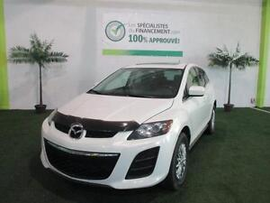 2011 MAZDA CX-7 GX TOIT OUVRANT,CUIR.SEULEMENT $45/SEMAINE