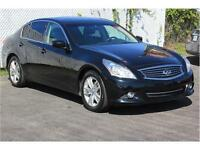 2011 Infiniti Berline G37 Luxury