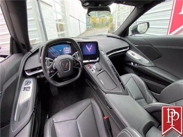 2020 Black Chevrolet Corvette  1LT   C7 Corvette Photo 10