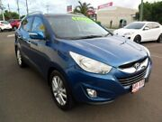 2012 Hyundai ix35 LM MY12 Highlander AWD Blue 6 Speed Sports Automatic Wagon Gympie Gympie Area Preview