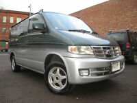 MAZDA BONGO 4WD AUTO MPV DIESEL BEST OF BOTH CAMPER & 8 SEATE 4WD