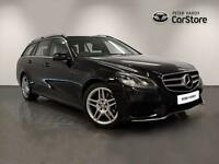 2014 MERCEDES-BENZ E CLASS DIESEL ESTATE