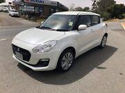 2018 Suzuki Swift AZ GL Navigator White 1 Speed Constant Variable Hatchback Bridgewater Adelaide Hills Preview