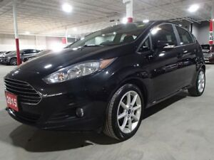2015 Ford Fiesta SE HATCHBACK ((FREE WINTER TIRES AND RIMS!!))