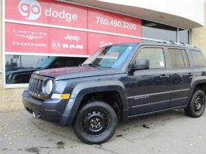 2015 Jeep Patriot Limited / Sunroof / Heated Front Seats