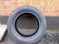 "Bargain 215/60/16"" Continental Part Worn Tyre 6mm"