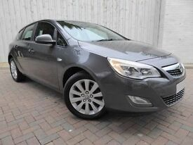 Vauxhall Astra 1.7 CDTi 16V ecoFLEX Exclusiv ....Immaculate Car....70+ MPG....Only £30 Road Tax