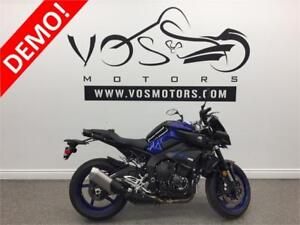 2018 Yamaha MT10 - V3364 - Free Delivery in GTA**
