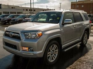 2013 Toyota 4Runner Limited, Extended Warranty, Running Boards,