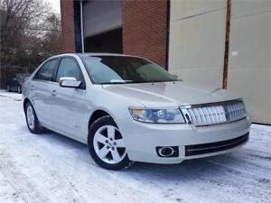LINCOLN MKZ 2007 AUTO / AC / MAGS / CUIR / 127200 KM !!