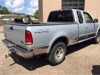 2002 ford  F150 SUPERCAB 4X4 XLT (GREAT DEAL!!! CHEAP!