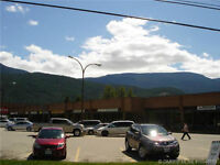 Excellent Space for Lease in Sicamous!