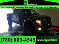 LIFTED TRUCK*********2012 Ford F-150 FX4 *****YOU ARE APPROVED