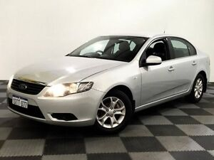 2011 Ford Falcon FG XT Silver 6 Speed Sports Automatic Sedan Edgewater Joondalup Area Preview