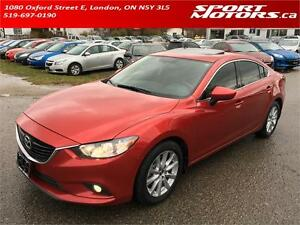 2015 Mazda6 SkyActive! TECH PKG NAVI+Camera! New Tires & Battery