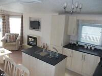 Cosalt Elite static caravan with bath, Coopers Beach