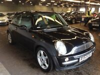 Mini Cooper - 1.6 - (Chili Pack) Black - 2003 (53)