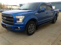 2015 Ford F150 FX4 Lariat Sport~5.0L V8~$320 B/W Taxes Included