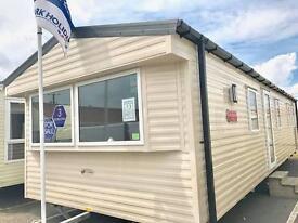 Static Caravan Clacton-on-Sea Essex 3 Bedrooms 8 Berth Willerby Caledonia 2017
