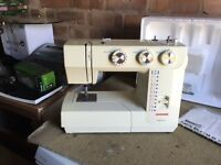 Janome 1571 model Electric sewing machine
