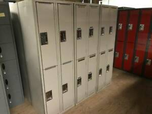 New Lockers from $115.00 / Used Lockers from $45.00