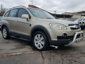 2008 Holden Captiva CG MY08 LX AWD 5 Speed Sports Automatic Wagon Blair Athol Port Adelaide Area Preview