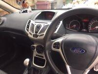 Ford Fiesta Zetec S - White