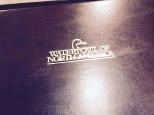Ducks Unlimited Limited Edition Waterfowl of NA Book